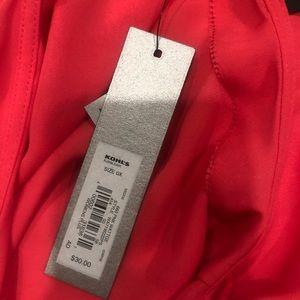 Apt. 9 Tops - Pink sleeveless blouse size 0x
